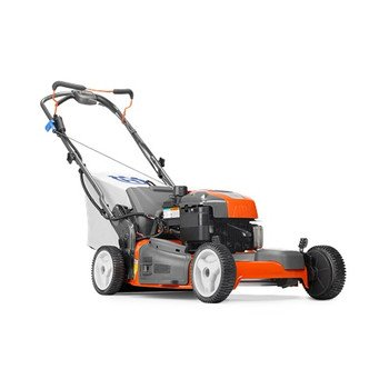 Husqvarna 961430093 22-in Gas 3-in-1 Variable-Speed Front ...