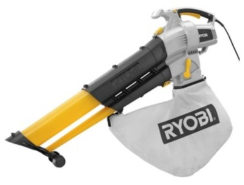 Homelite Electric Blower Vac : Factory reconditioned ryobi zrry amp ez vac