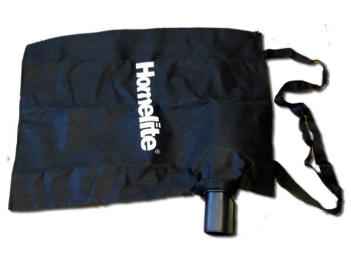 Homelite Electric Blower Vac : Homelite replacement bag for ut amp blower vac