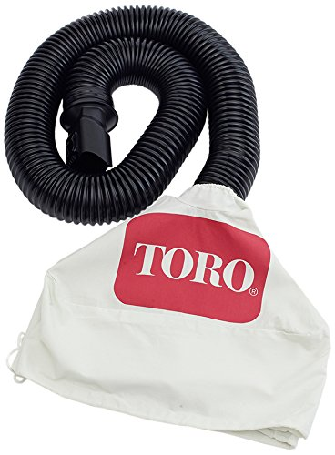 Toro 51502 Leaf Collection Blower Vac Kit White