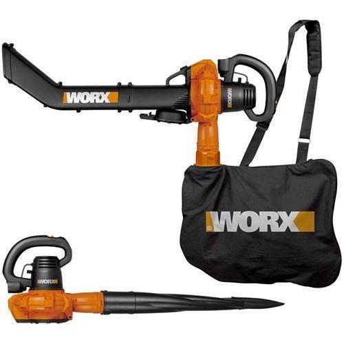 Positec Worx Wg508 12 Amp 240 Mph Heavy Duty Corded