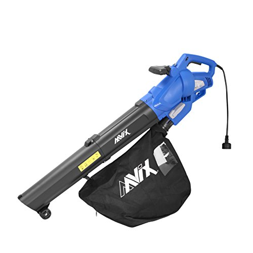 Force One Blower : Aavix agt amp all in one blower mulcher vacuum