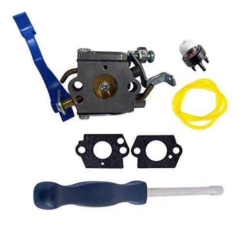 C1q W37 Carburetor For Husqvarna 125b 125bx 125bvx Leaf