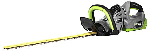 Earthwise Lht15824 Dual Action Blade 58v Cordless Hedge