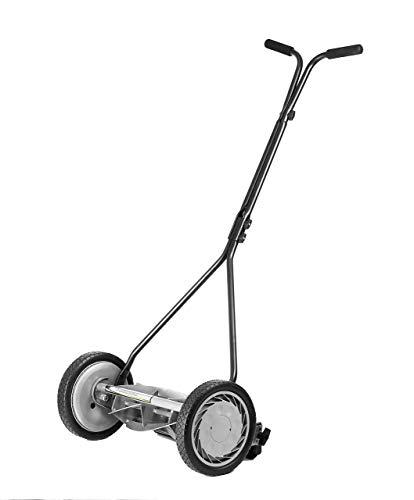 american lawn mower 1415 16 16 inch 5 blade hand push reel. Black Bedroom Furniture Sets. Home Design Ideas